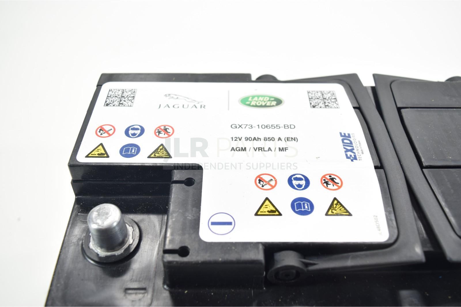 Battery LR094642