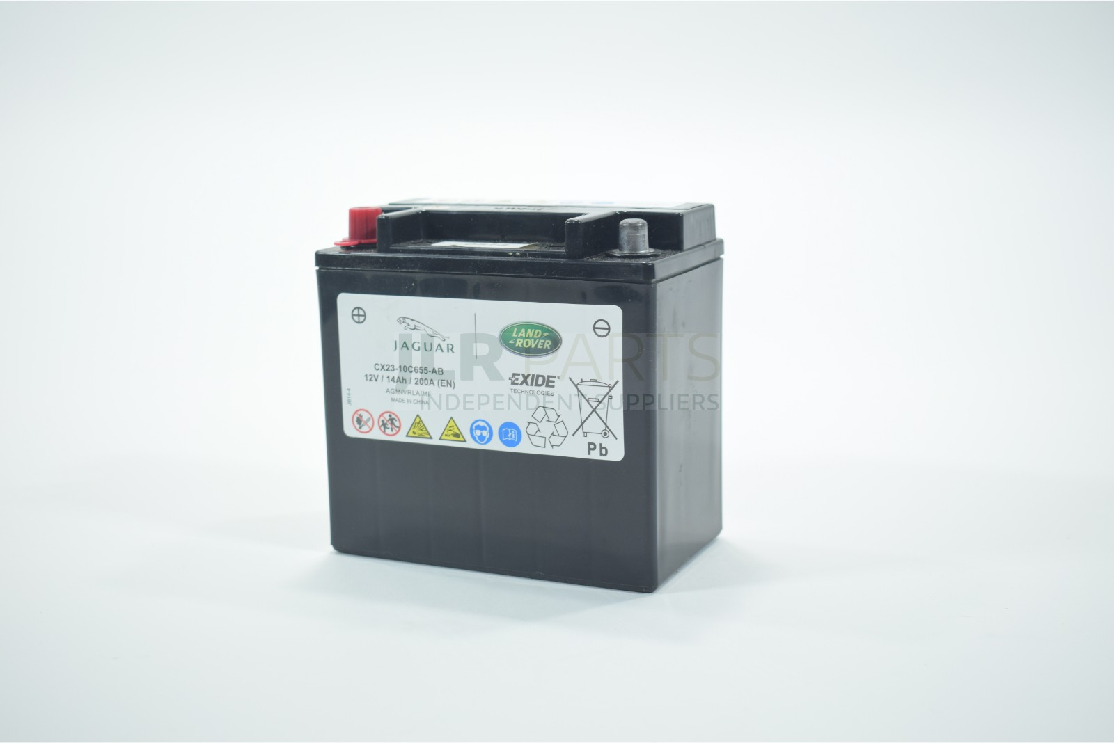 Battery Lr047630 Land Rover