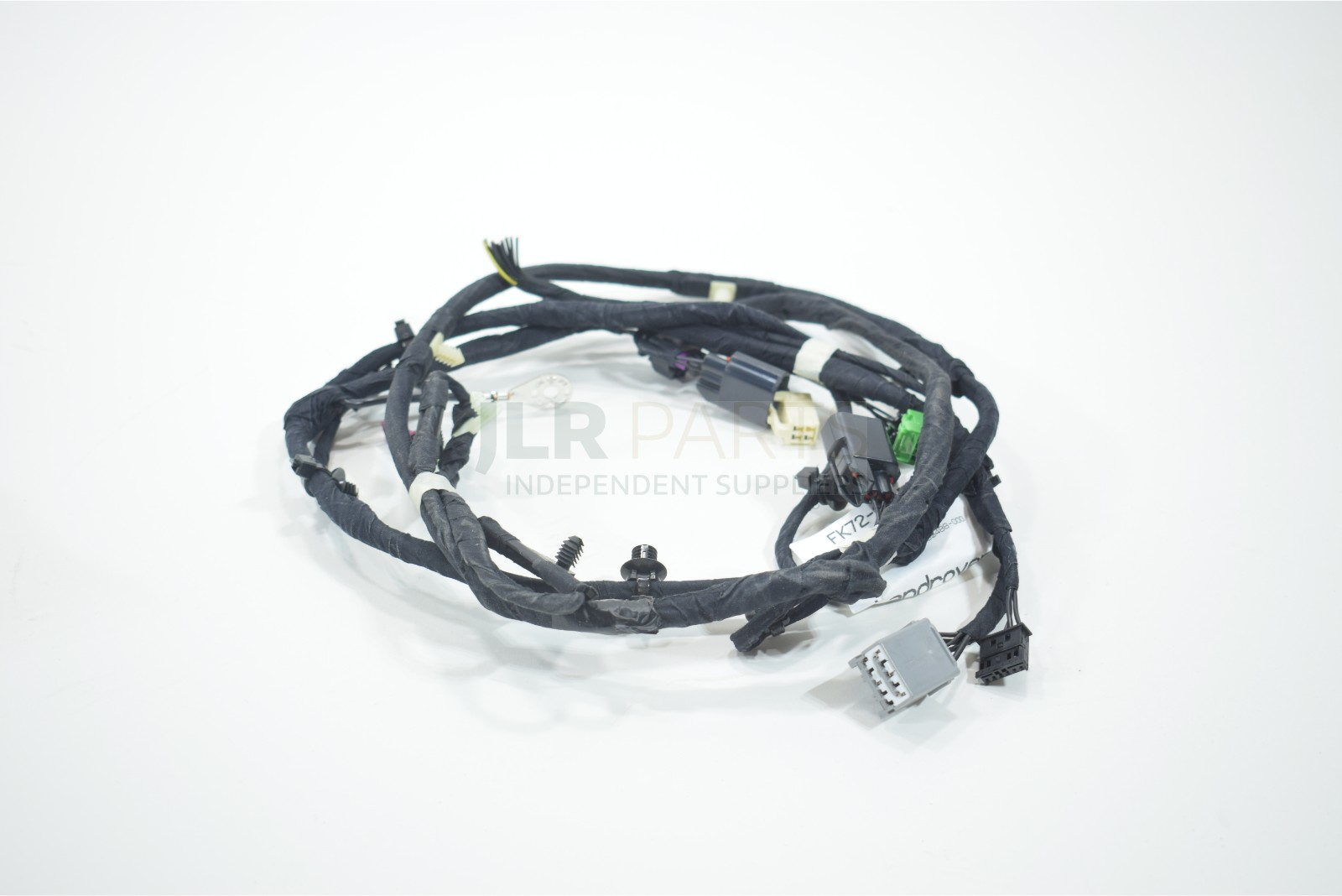 97 Land Rover Discovery Wiring